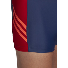 adidas Fit 3Second BX Boxers Heren, blauw